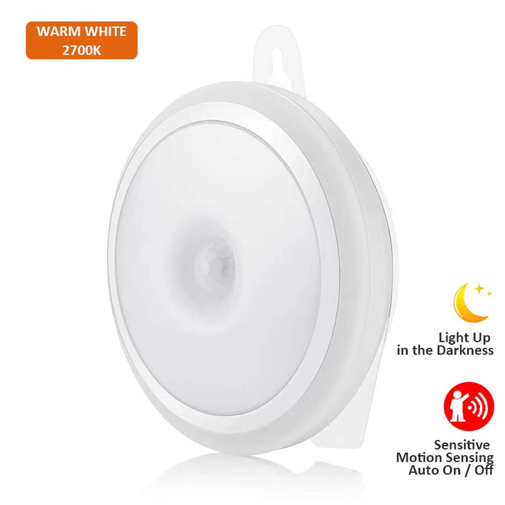 Motion Detected Night Light