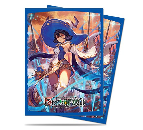 Force Towable (Force of Will Standard Deck Protectors - Zero, Master of the Magic Saber (65))