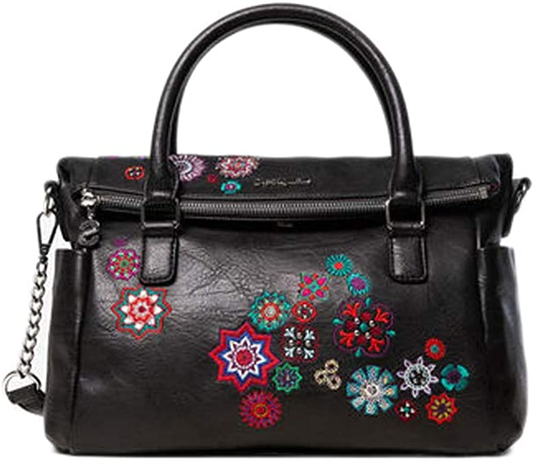 Amazon.com: Desigual Mujer Bols nanit loverty 19waxpde uni ...