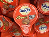 International Delights Reese's Peanut Butter Cup Coffee Creamer Singles - 50 Count Limited Edition