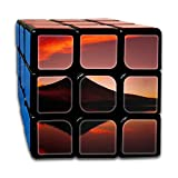 Mount Fuji 333 Super-durable Cube,Easy Turning And Smooth Play, Developing Intelligence