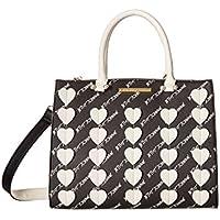 Betsey Johnson Womens Bag In Bag Satchel
