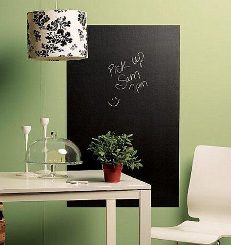 Wallies Peel and Stick Chalkboard Mural