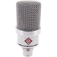 Neumann TLM 102 Studio Set   Cardioid Large Diaphragm Condenser Microphone Set Nickel