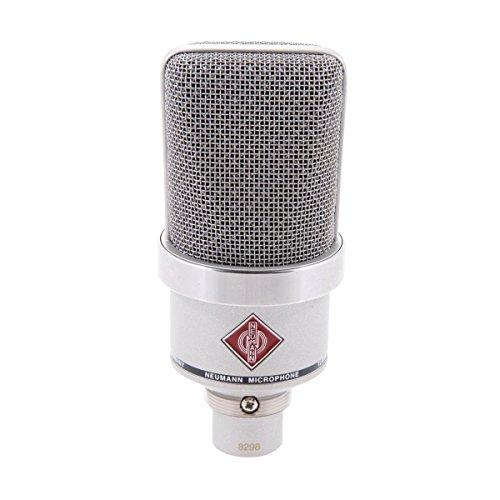 (Neumann TLM 102 Studio Set | Cardioid Large Diaphragm Condenser Microphone Set Nickel)