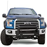 #9: Lund 86521214 Revolution Bull Bar with Integrated LED Light Bar