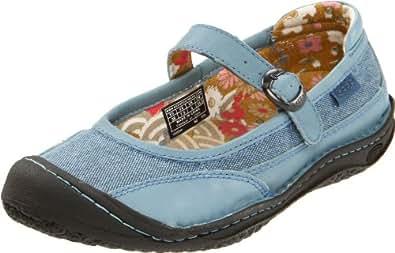 KEEN Women's Summer Golden Shoe,Bluestone,5.5 M US