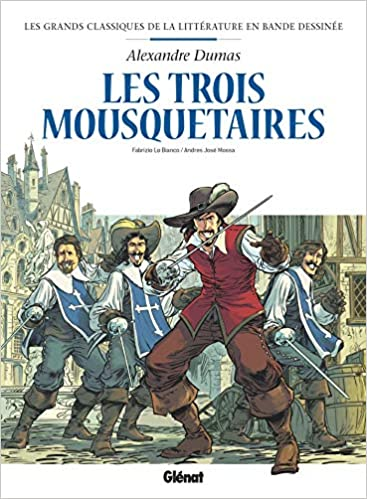 Amazon Fr Les Trois Mousquetaires En Bd Fabrizio Lo