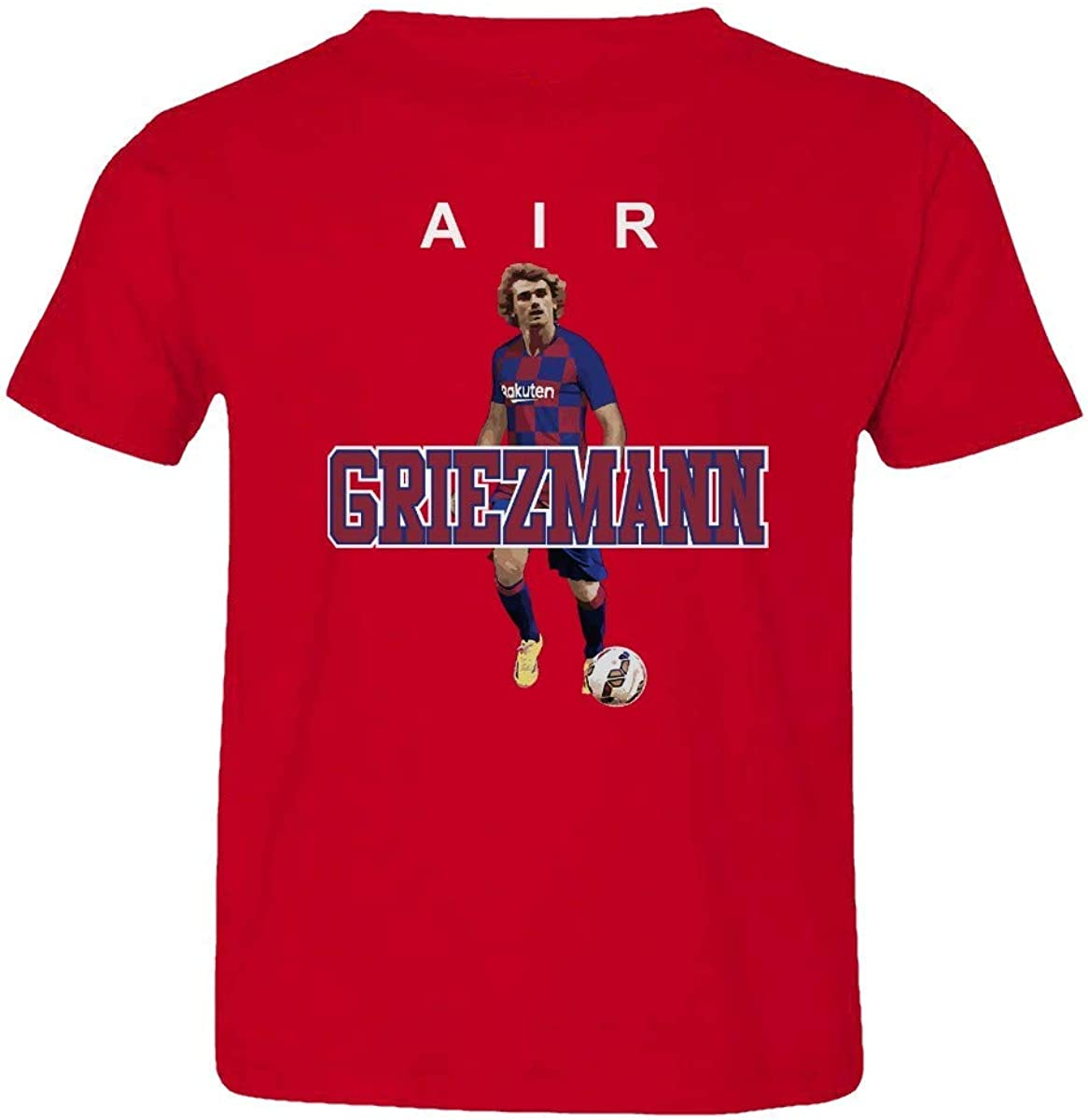 LanKa Nueva Camiseta de fútbol Barcelona Air Griezmann ...