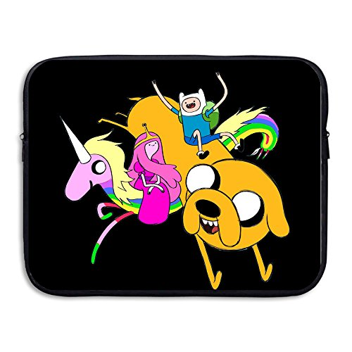 XJBD Adventure Time22 Water-resistant Notebook Protector Case 13-15 - Bryce Sunglasses Harper