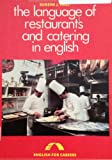 Language of Restaurants and Catering in English, Eugene J. Hall, 013523168X