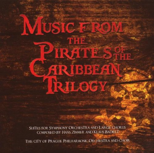 Music From The Pirates Of The Caribbean Trilogy