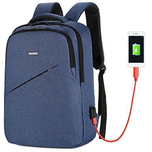 Urban Jacket Traveler (Laptop Backpack,Realdo Business Travel Backpack with USB Charging Port & Headphone interface for Student,Fits Under 17-Inch Laptop Notebook)