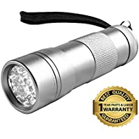 Goliath 12-LED UV Flashlight