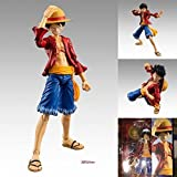 Banpresto One Piece King Of Artist The Monkey D. Luffy Color Version Pvc Figure Collectible Model Toy Fga871