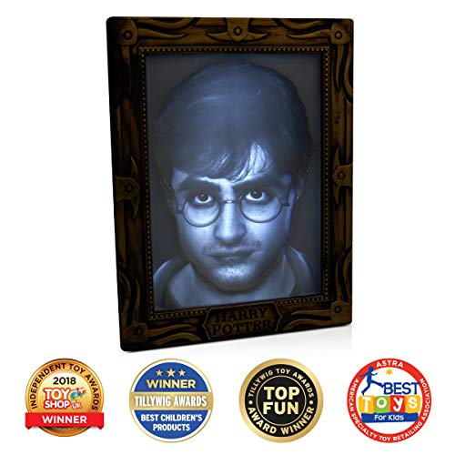 (WOW! Stuff Collection Harry Potter Holopane 50 Mood Lamp)