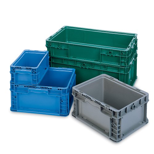 - StakPak Container - 12x15x9-1/2