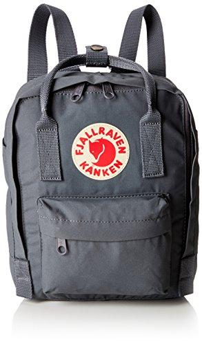 Fjallraven - Kanken Mini Classic Backpack for Everyday, Super Grey