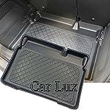 Car Lux AR05039 - Alfombra cubeta protector cubre maletero Extrem para Crossland X desde 2017-