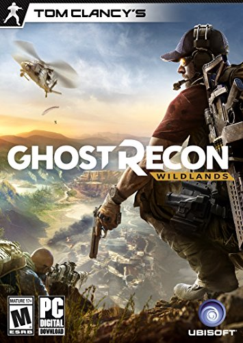 : Tom Clancy's Ghost Recon Wildlands [Online Game Code]