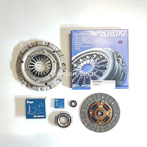 (Clutch Kit Suzuki Carry Mazda Scrum DC51T DD51B DD51T Non-Turbo F6A Clutch Disc Cover)