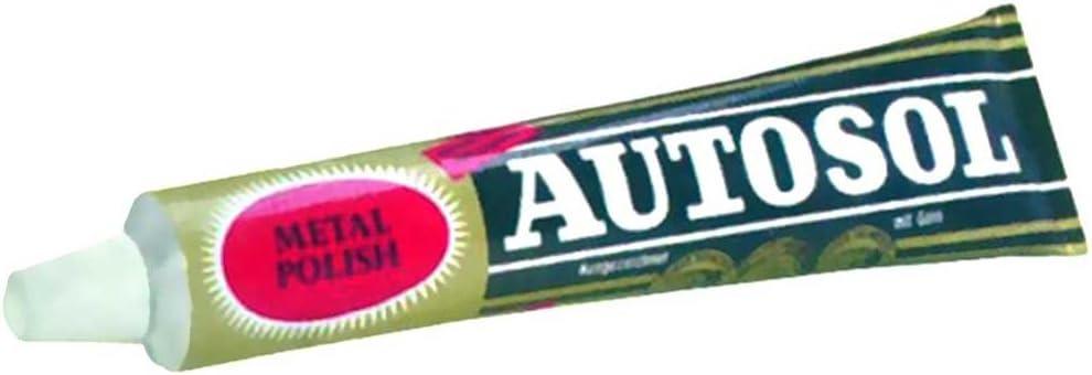 Autosol Chrome pasta de limpieza / tubo 75ml Individual