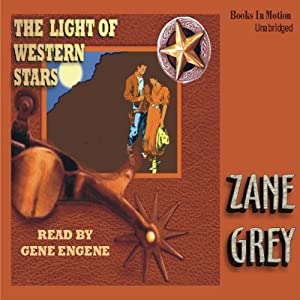 The Light of Western Stars Audiobook