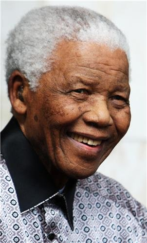 Mandela Nelson Photo (NELSON MANDELA GLOSSY POSTER PICTURE PHOTO south african leader apartheid)