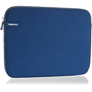 AmazonBasics 13.3-Inch Laptop Sleeve - Navy