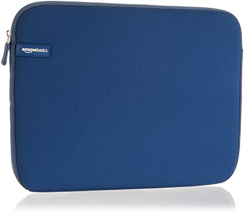 AmazonBasics 13 3 Inch Laptop Sleeve Navy