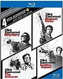 4 Film Favorites: Dirty Harry 4FF (BD) [Blu-ray]