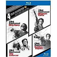 4 Film Favorites: Dirty Harry 4FF