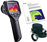 FLIR E50 Compact Thermal Imaging Camera with 240 x 180 IR Resolution, MSX and 15 Degree Lens (Discontinued by Manufacturer)