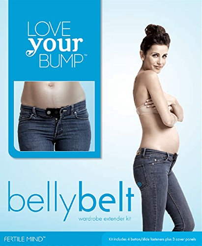 Fertile Mind - Belly Belt Combo, The Ultimate Maternity Wear Solution