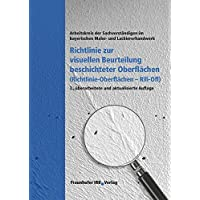 Richtlinie zur visuellen Beurteilung beschichteter Oberflächen (Richtlinie - Oberflächen Rili-Ofl).