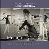 Musique pour le Cours de Danse Classique Volume 5