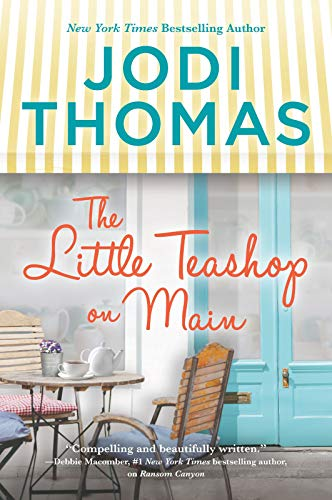 Books : The Little Teashop on Main
