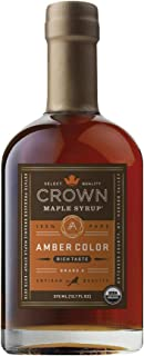 product image for Crown Maple Amber Color Rich Taste organic maple syrup