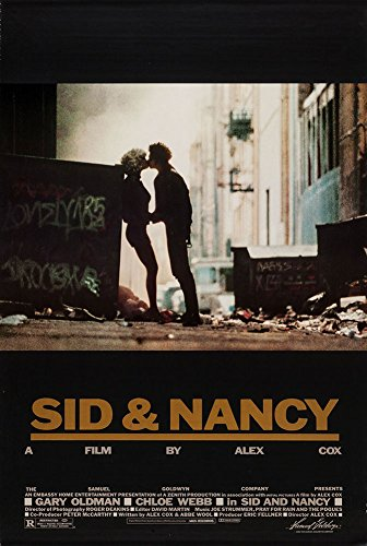 Sid and Nancy - Movie Poster - Size 24''x36'' (60.96cm x 91.44cm) by Posters