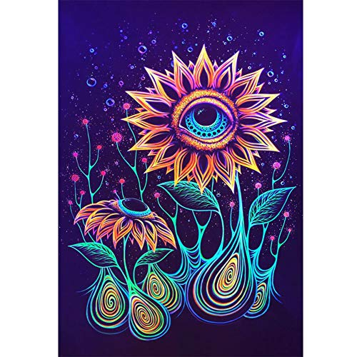 - Diamond Painting Kits for Adults DIY Painting by Number Kits, Crystal Rhinestone Embroidery Pictures Arts Craft for Home Wall Decor Gift,(Sunflower,11.8 x 15.8 inches)
