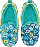 CHOOZE Baby Girl's Slumber Slippers (Toddler/Little Kid/Big Kid) Boo 7-8 M US Toddler