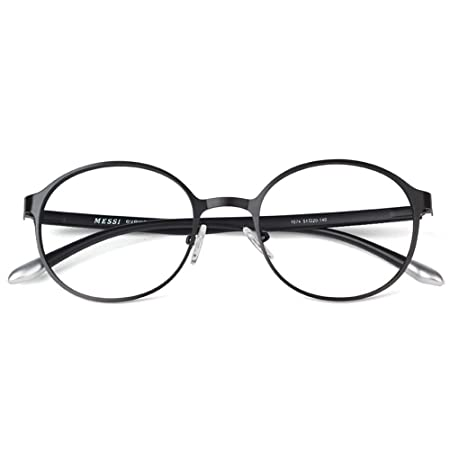 KOMNY Blu-ray reading glasses Fashion round frame reading glasses ...