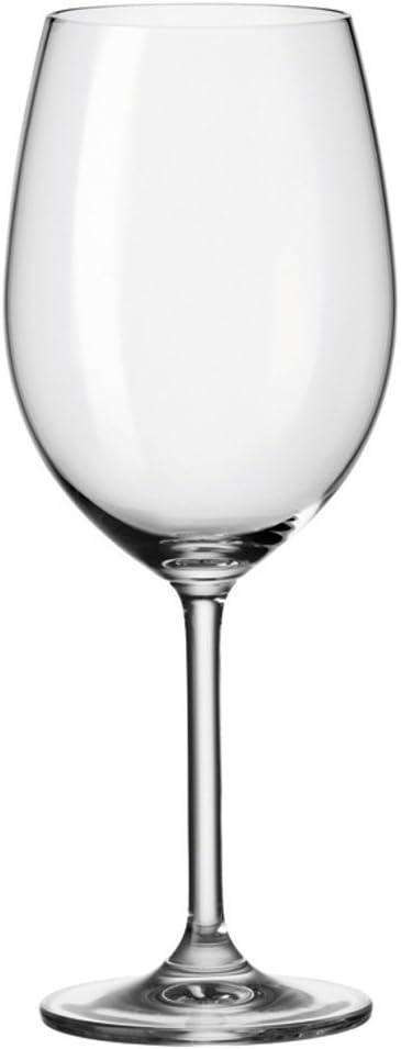 Leonardo Rotweingläser 650ml Set 6 Stück Weinglas Neu in