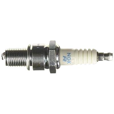 NGK (5122) BR7ES Standard Spark Plug, Pack of 1,Silver: Automotive