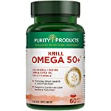Krill Omega 50+ – 60 Softgels from Purity Products Review