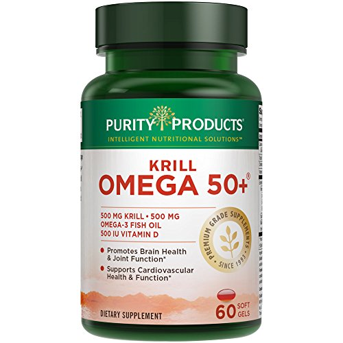 - Krill Omega 50+ - 60 Softgels from Purity Products