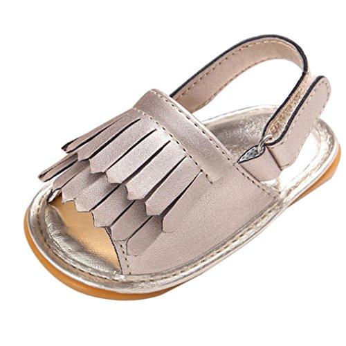 [해외]여자 공주 신발, Mosunx (TM) 여자 어린이 신발 꽃 소프트 단독 Anti-slip 스 니 커 즈 샌들/Girls Princess Shoes, Mosunx(TM) Girl Crib Shoes Flower Sof