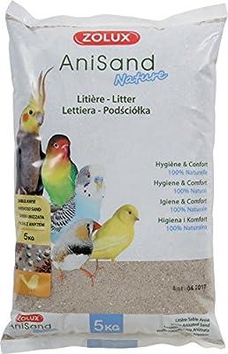 ZOLUX Arena anisand Nature saco 5 kg: Amazon.es: Productos para ...