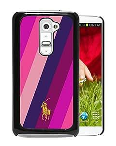 Unique And Fashionable Designed Cover Case For LG G2 With Lauren Ralph Lauren 20 Black Phone Case