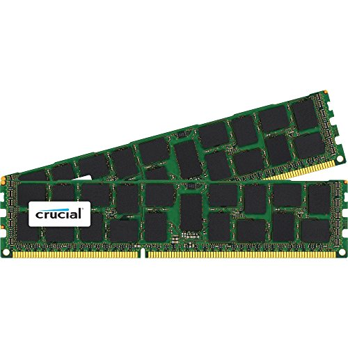 Crucial 8GBx2 DDR3L Server Memory product image